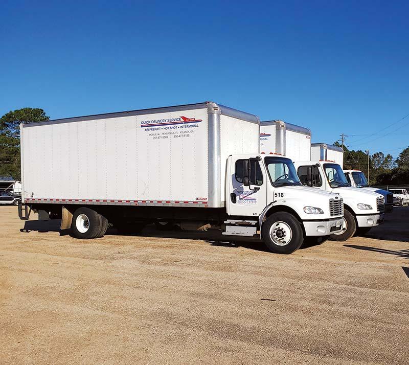 Quick Delivery Service - Mobile, AL Pensacola, FL